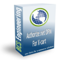 Authorize.net DPM for X-cart
