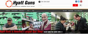 hyatt guns homepage